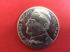 Silber Medaille /Pax Vobiscum /Johannes Pavlvs II /Pont Max