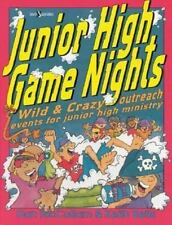 NEW - Junior High Game Nights by McCollam, Dan; Betts, Keith