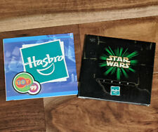 Hasbro Toy Fair 1999 CD Catalog Star Wars Transformers Pokemon GI Joe Batman 99