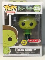 Pop! Animation: Rick and Morty - Toxic Morty - Target #336
