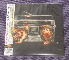 "GREEN DAY ""REVOLUTION RADIO' JAPAN CD +1 BONUS TRACK *SEALED"""