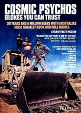 NEW Cosmic Psychos - Blokes You Can Trust (DVD)
