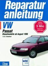 WERKSTATTHANDBUCH REPARATURANLEITUNG 1226 VW VOLKSWAGEN PASSAT V 5 DIESEL