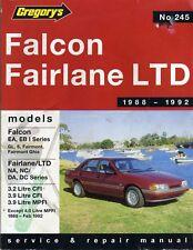 FALCON FAIRLANE 1988-1992 Manual