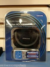 Brand New Sealed Samsung Digital Camera S-Series Accessory Kit-Retail Packaging