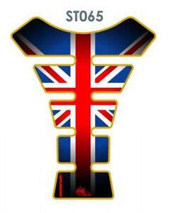 Union Jack Moto Protection de Réservoir / UK Drapeau Réservoir Patin