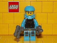 Lego Alien Defense Unit - Soldier 6 - Minifigure NEW
