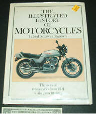 Illustrated History of Motorcycles by Erwin Tragatsc...