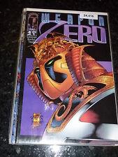 WEAPON ZERO Comic - Vol 2 - No 4 - Date 06/1995 - DC Comic's