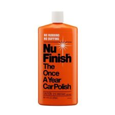 Nu Finish Liquid Car Polish Bottle - 476ml