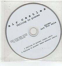 (ET370) Air Castles, Falling to Pieces - 2011 DJ CD