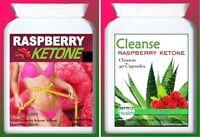 Best Wild Raspberry Ketone Fat Burner-Slimming Diet Pills Tablets-Plus Cleanse