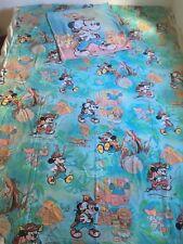 Duvet Cover Housse De Couette mickey Disney Cti Vintage + Taie D'oreiller