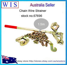 Double Swivel Chain Strainer All Fence Wire Electric Barb Fence Tensioner-67696