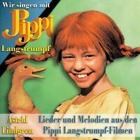 """ASTRID LINDGREN """"WIR SINGEN MIT PIPPI LANGSTRUMPF"""" CD"""