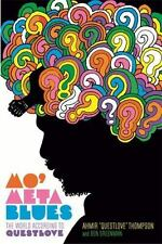 Mo' Meta Blues The World According to Questlove HARDCOVER NEW 1ST EDITION 2013