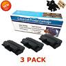 3 PK Premium Toner Cartridge for Dell 2335dn 2355dn HX756 NX994 330-2209 2208