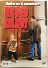 Dvd Big Daddy - Un Papà Speciale con Adam Sandler 1999 Usato