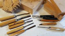 Schnitzmesser, Kirschwerkzeuge, Spannsäge, Kirschenschnitzmesser,