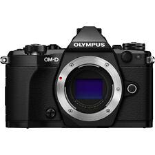 Olympus OM-D E-M5 Mark II Micro Four Thirds Digital Camera Body (Black)