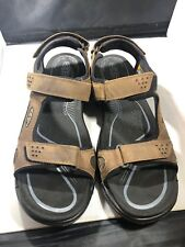 Keen Mens sandals brown boots size 12m # 1016643 ( r133)