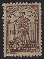 Portugal - 1931 - Scott # 539 - Mint Hinged - MH