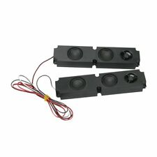 2PCS 8OHM 10W Long box Full Range Diaphragm LCD Monitor TV Speakers D8P8