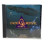 Sea Quest DSV Original Television Soundtrack CD Composed by John Debney