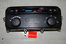Chrysler Voyager IV  Bedienteil Klimaanlage 05005002AF