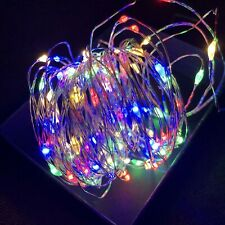 5M Copper Wire LED String Lights Christmas Decorations for Home