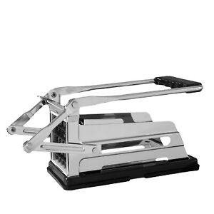 Tala Stainless Steel Potato Chipper Cutting Vegetable Slicing Cutter Chip Tool