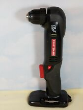 "Craftsman 19.2v 3/8"" Cordless Right Angle Drill Bare Tool 315.101541"