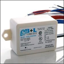 B+L Technologies 28W 277V NU6-2128-PSX COMPACT FLUORESCENT BALLAST (PACK OF10)
