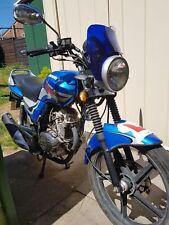 Lexmoto arrow 125cc motorbike  spares or repair