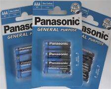 48 Stück Panasonic Gerneral Purpose Micro AAA  LR03 Batterie