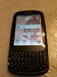 Motorola Admiral XT603 Sprint Android Smartphone Rugged PTT 3G