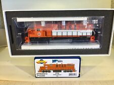 Ho Athearn Genesis DT&I GP38-2 #224 With Sound And DCC.