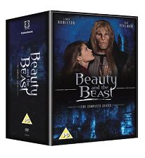 Beauty and the Beast - The Complete Series Dvd Box Set New/Sealed