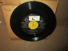 FRED WARING - CANTIQUE DE NOEL / ADESTE FIDELIS rare 45 rpm (DECCA VG+
