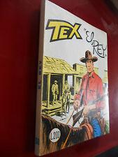 "Tex n.60 ""El Rey"" Originale Prima Edizione!! Ottimissimo!"