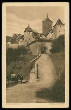Deutschland Ak Rothenburg Ob Der Tauber Alte Ansichtskarte Foto-ak Postcard Cx31 Architektur
