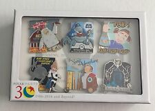 VILLAINS Box Set 6 Pins LE 300 Brave Up Toy Story Disney Pixar Pin Party 2016