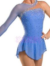 Women Figure Skating Wear Girl's fingure skating dress