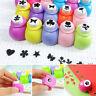 Mini Paper Hole Punch Cutter Scrapbooking Craft Cards Kids DIY Shaper Stencil
