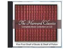 The Harvard Classics Complete 51 Volumes 20 Vol. Shelf of Fiction on DVD PDF