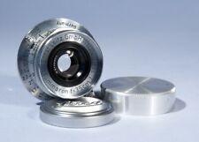 Leica Leitz Summaron 35mm f/3.5 Prime Lens * c1953 * Screw L39 LTM 39mm