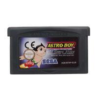 Astro Boy Omega Factor GBA Game Boy Advance Cartridge EU English