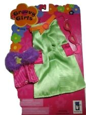 Groovy Girls Groovy doll clothes fashion neon Girls 3 piece set doll accessory