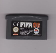 FIFA 06 - Game Boy Advance Gba Versione Europea - SOLO CARTUCCIA FE
