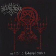 NECROPHOBIC - Satanic Blasphemies , CD Black Death Metal
